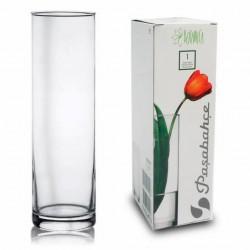 jarrón cristal flora