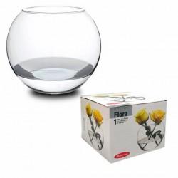 jarrón pecera cristal