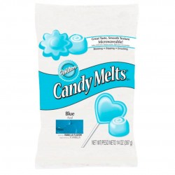 candy melt azul