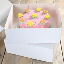 caja tarta