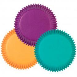 capsulas cupcakes colores