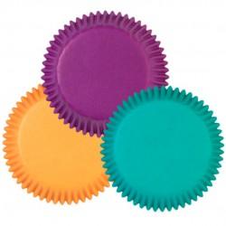 mini capsulas cupcakes