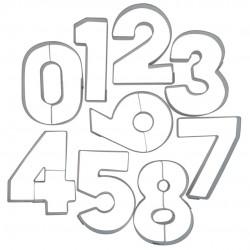 """CORTADOR """"8"""" 6,50CM ACERO"""