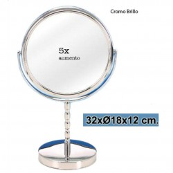 ESPEJO X5 BAÑO 32X18X12CM