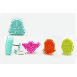 SET CORTADORES STAR WARS