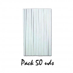 50 POP STICKS 15X3,5 MM