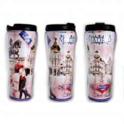 MUG 450ML MADRID TERMICO