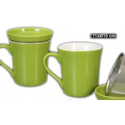 TAZA INFUSION VERDE