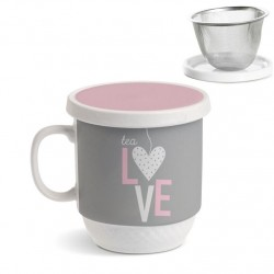 taza de té tea love