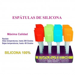 ESPATULA SILICONA