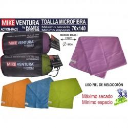 TOALLA 70X140 MICROFIBRA