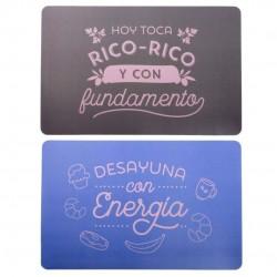 INDIVIDUAL RICO-RICO PVC