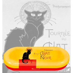 FUNDA CHAT NOIR GAFAS