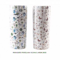PARAGUERO JARDIN 19.5X44.5CM