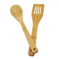 cuchara bambu