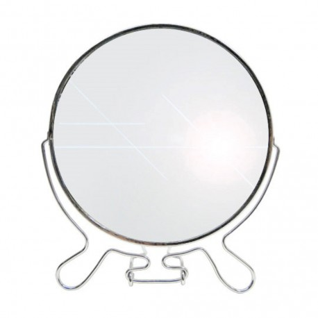 Espejo de ba o con aumento de aluminio casa joven - Espejo aumento bano ...