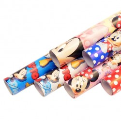 PAPEL REGALO 200X70CM MICKEY