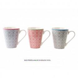 taza porcelana azulejo 2
