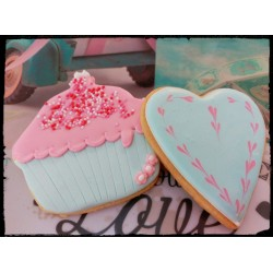 GALLETAS DECORADAS sabado 8 julio de 17.30 a 20.30h