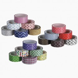 WASHI TAPE 3MX15MM