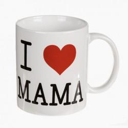 TAZA I LOVE MAMA GRES