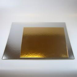 base cuadrada tarta 25cm
