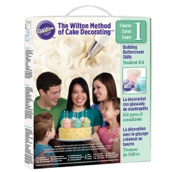 KIT DECORACION BASICO WILTON