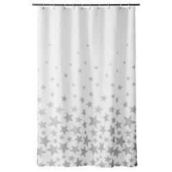 cortina de baño estrellas
