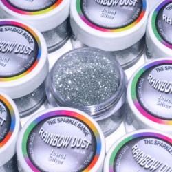 purpurina plata
