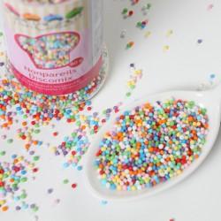 Perlitas colores azúcar