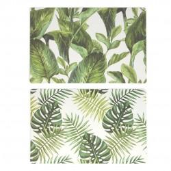 Individual hojas