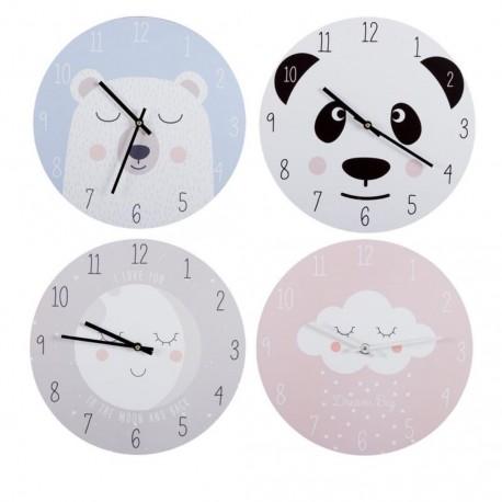 960eb7c5d0e6 Reloj de pared infantil