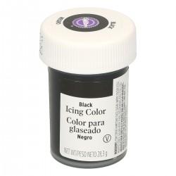 colorante alimentario negro