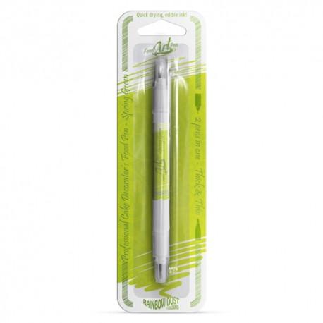rotulador comestible verde