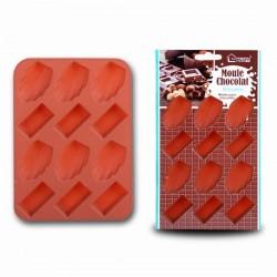 molde silicona formas