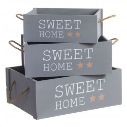 CAJA MEDIANA SWEET HOME