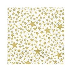 Servilletas navidad estrellas