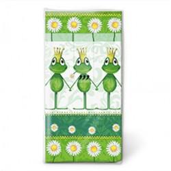 Pañuelos papel ranas