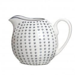 lechera cerámica