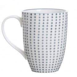 Taza cerámica topos