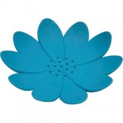 jabonera azul