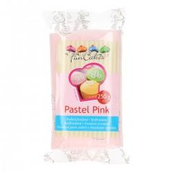 fondant rosa pastel