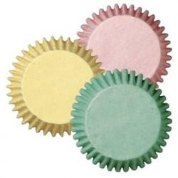 mini capsulas papel