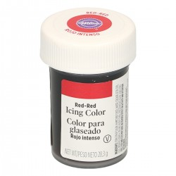 colorante alimentario rojo