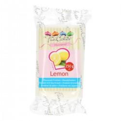 fondant sabor limon