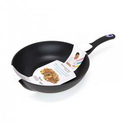 wok aluminio