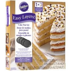 molde layer cake