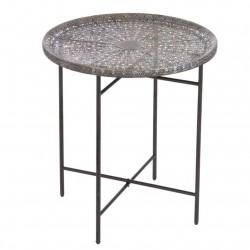 mesa auxiliar arabesca