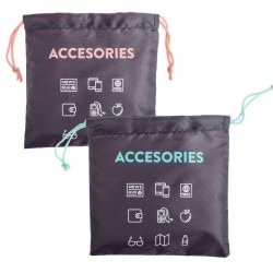 bolsa accesorios viaje