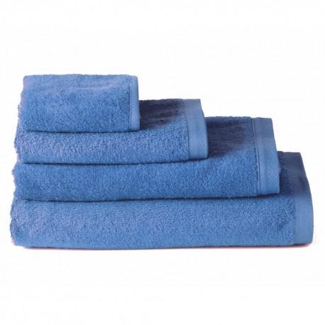 toalla azul 100x150
